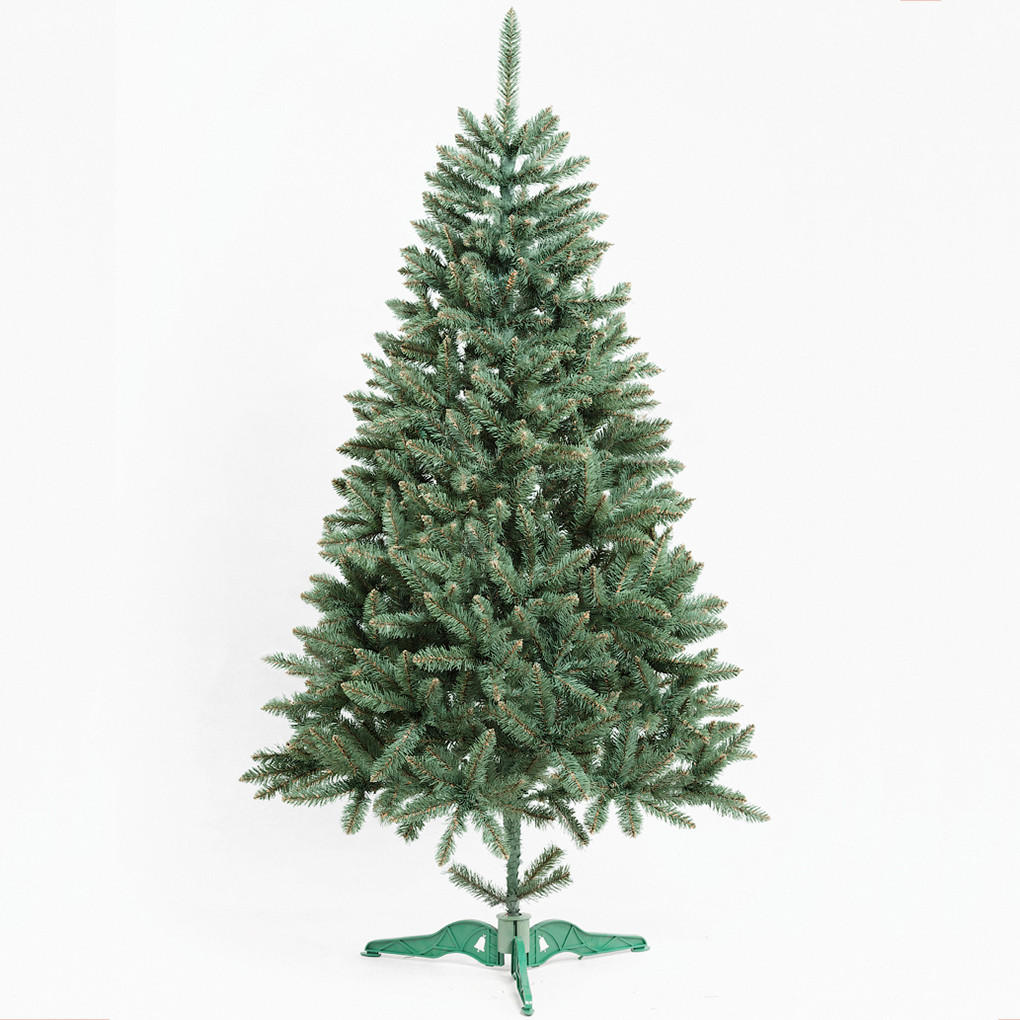 Ель искусственная новогодняя Смерека Зеленая 180см  СЗ-1,80