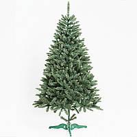 Ель искусственная новогодняя Смерека Зеленая 150см СЗ-1,50