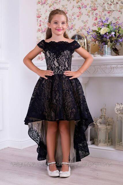 9718f1570dc Детское нарядное платье 2019 IL-038 - прокат