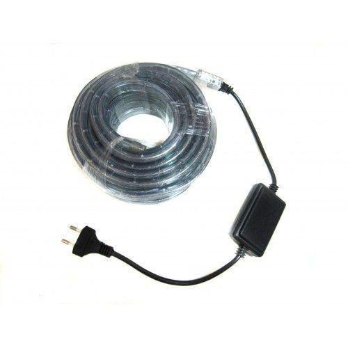 🔝 Светодиодная гирлянда, уличная, дюралайт, led (свечение: белое, синее, разноцветная), 10 метров | 🎁%🚚