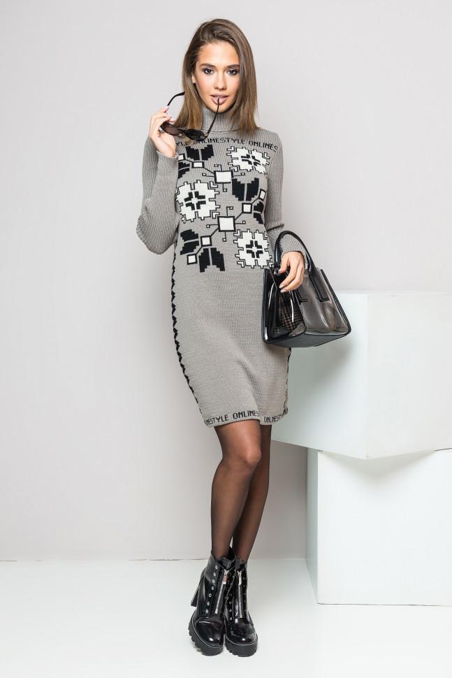 Ультра модное платье-вышиванка  продажа 5a018fe893ba3