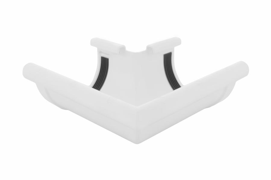 Угол Profil внешний 130 белый Z 90 °