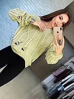 Женский стильный свитер арт 0715, фото 1