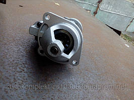 Стартер на двигуна Cummins (Камминз) ISF 2.8 (ГАЗель) 12V 2.5 kW Z=10