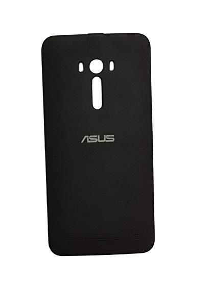 Задня кришка  для смартфону Asus ZE550KL Zenfone 2 Laser чорного кольору