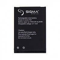 Аккумулятор SIGMA X-TREME IT67 Original