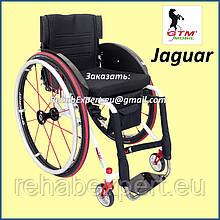 Активна інвалідна коляска для дорослих GTM Mobil Jaguar Active Wheelchair