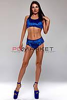 "Комплект топ+шорты ""Кристи""  для занятий  фитнесом,exotic pole dance, pole dance., фото 1"