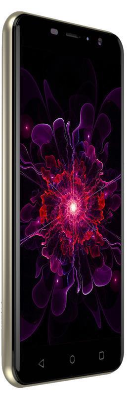 Смартфон Nomi i5001 Evo M3 Go Dual Sim Gold
