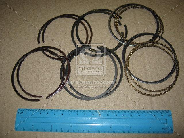 Кольца поршневые CHEVROLET AVEO 76,76 1,5i 8V 1,50x1,50x2,00 (пр-во SM), 791408-25-4