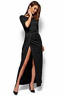 Платье макси Касандра
