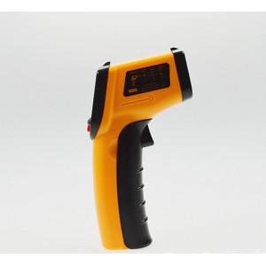 Промышленный градусник TEMPERATURE AR 320 -32 .. +320 °C Желтый с черным