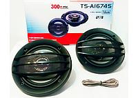 Акустика Pioneer TS-1674s Черный 300В 16 см