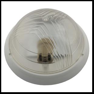 Светильник круглый ART-AN  75W пластик белый