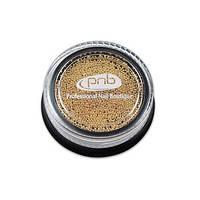 Бульонки Pnb Cool Gold 0,6 мм, металические, 4 г.