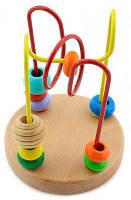 Деревянная игрушка Лабиринт № 4 (Д192)