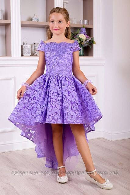 772ec6fa95b Детское нарядное платье 2019 IL-042 - прокат