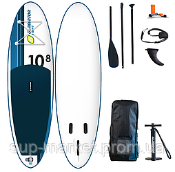 SUP доска Gladiator LT 10'8'' x 34'', 20psi, 2019