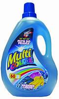 Гель для стирки (жидкий порошок) MULTOCOLOR 4л для цветного белья