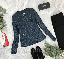 Стеганная куртка тёмно-синего цвета S  OV1843040 BEST MOUNTAIN