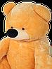 Большой плюшевый медведь Бублик 2м, фото 4
