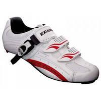 Обувь EXUSTAR Road SR403 размер 41, белые