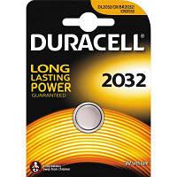 Батарейка Duracell CR 2032 / DL 2032 * 1