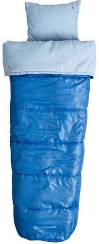 Спальный мешок Caribee Cloud 9 Kids / +8°C Sky Blue (Left), 920698 синий