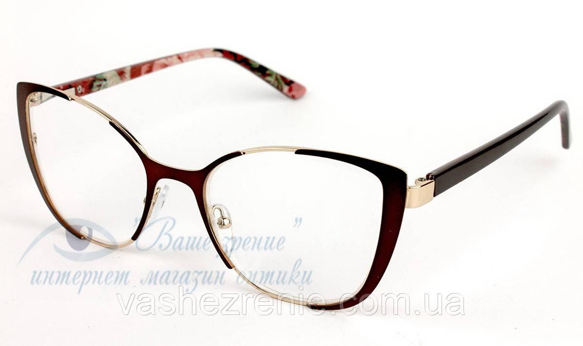 Окуляри жіночі для зору +/- Код:2143