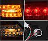Диодные фонари тюнинг оптика Toyota Corolla E150 тонированные Led (11-13), фото 5