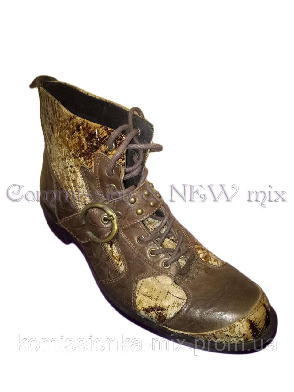 Стильные мужские ботинки ETOR новые