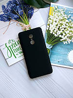 Чехол Xiaomi Redmi Note 4X, Note 4 (Global version) Черный