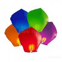 Небесные фонарики ( разноцветные )