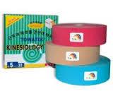 Кинезиологические тейп Temtex 5 см x 5 м. (Цвет в ассортименте)