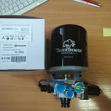 Клапан влагоотделителя, с подогревом ,без фильтра влагоотделителя.