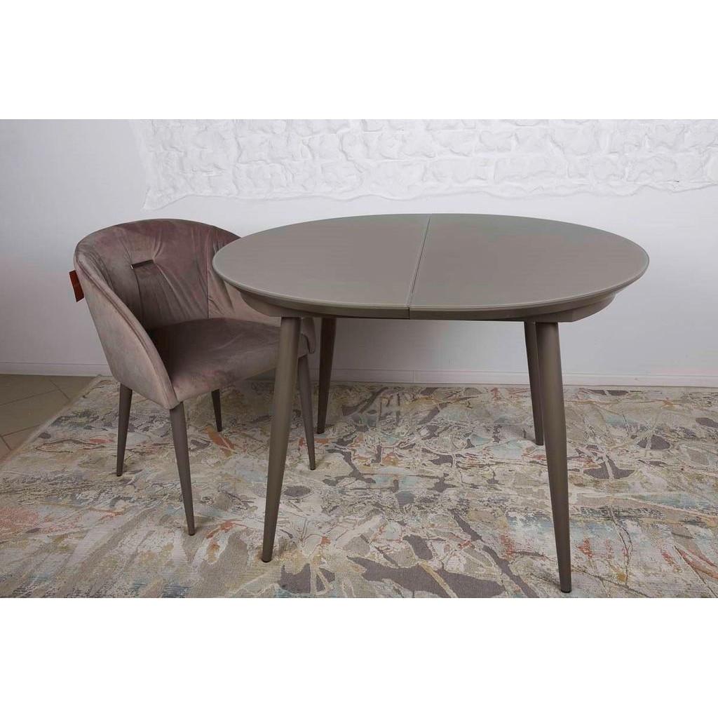 Greenwich (Гринвич) стол раскладной 110-140 см мокко