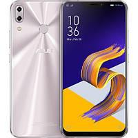 Смартфон Asus ZenFone 5 4/64GB (ZE620KL-1H013WW) DualSim Meteor Silver (90AX00Q3-M00150)