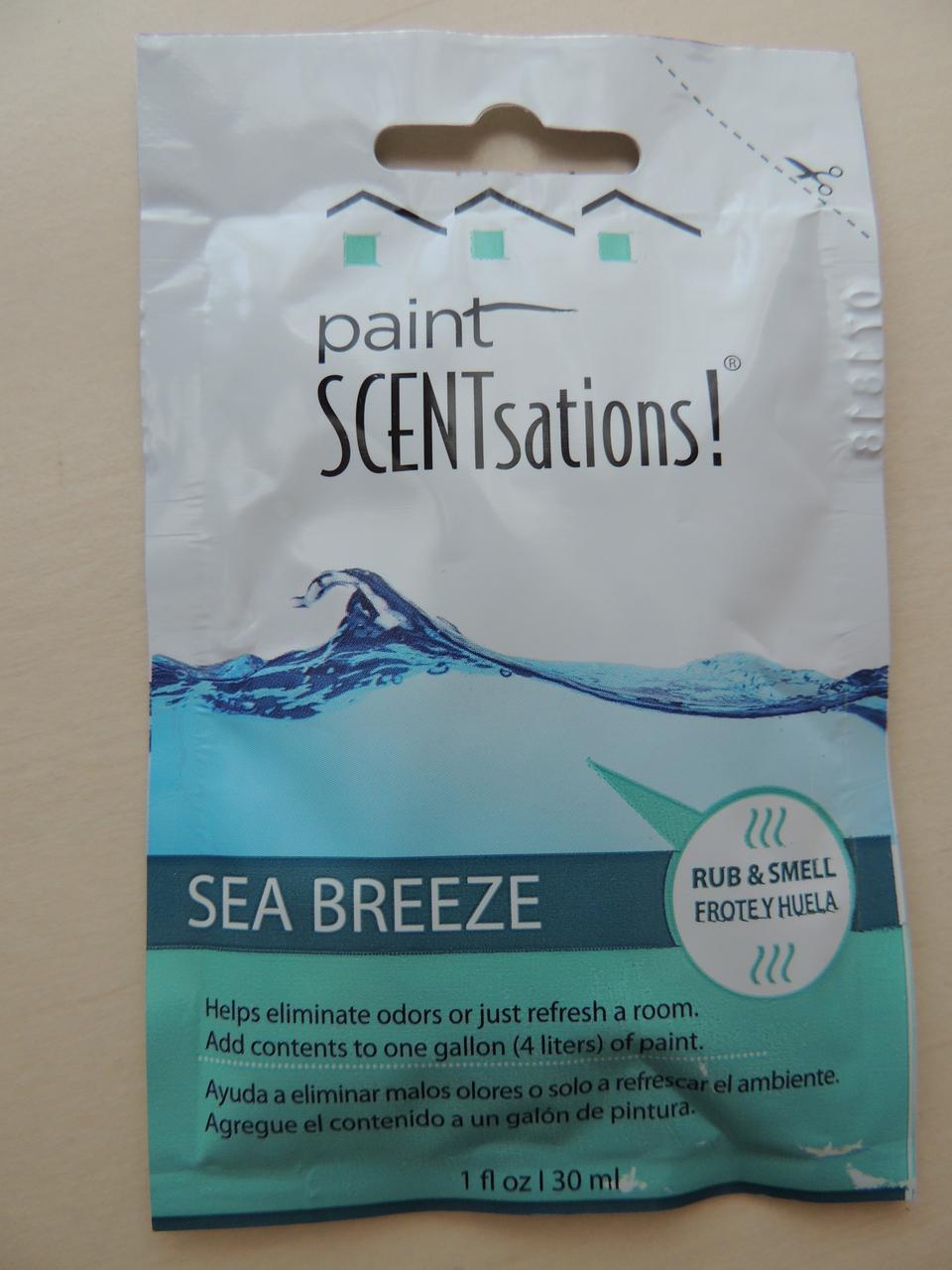 Paint SCENTsations ароматизована добавка до фарби Sea Breeze (Морський бриз)