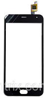 Тачскрин (сенсор) для Meizu M2, M2 mini, черный