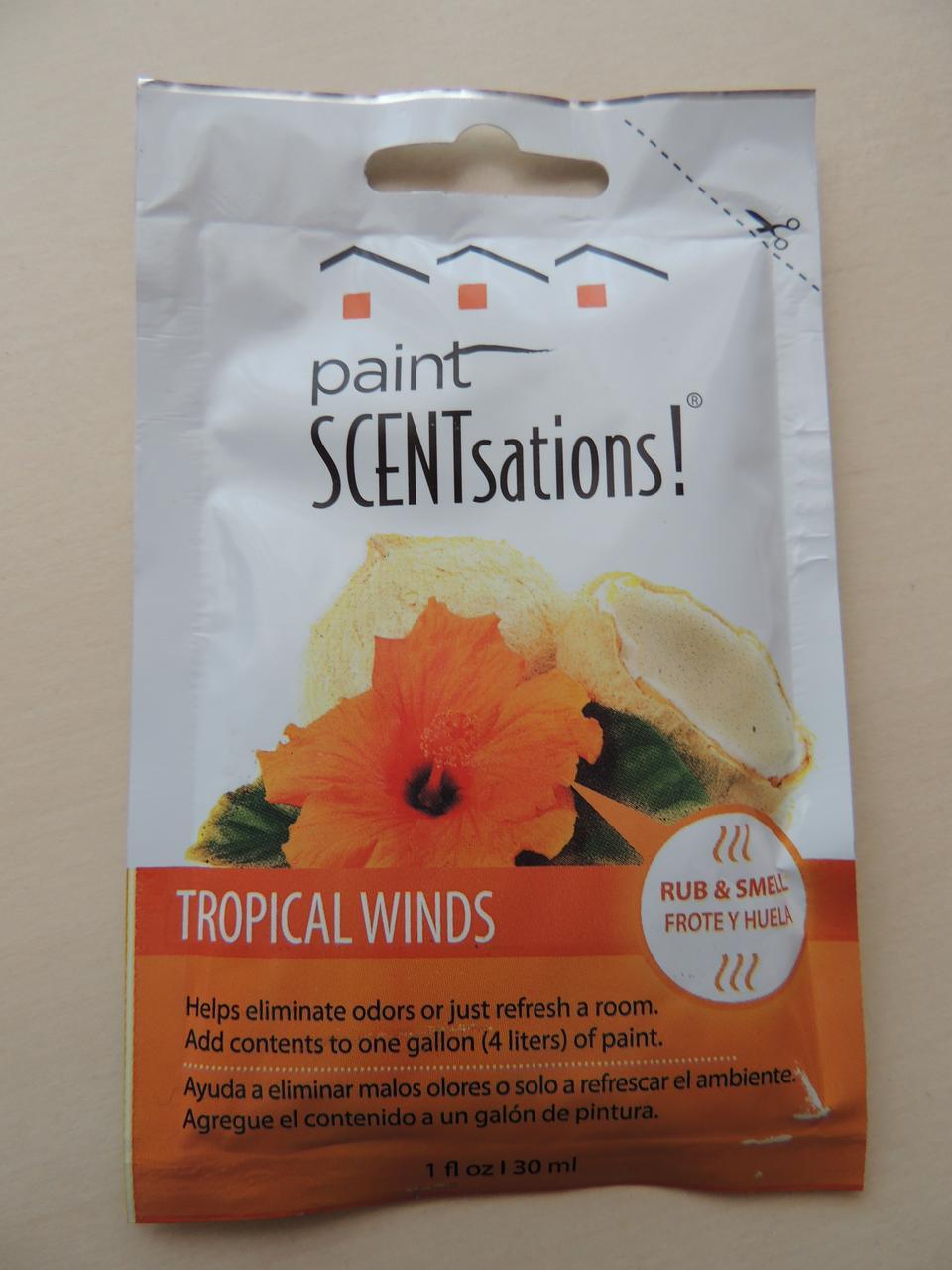 Paint SCENTsations ароматизована добавка до фарби Tropical Winds (Тропічний вітер)