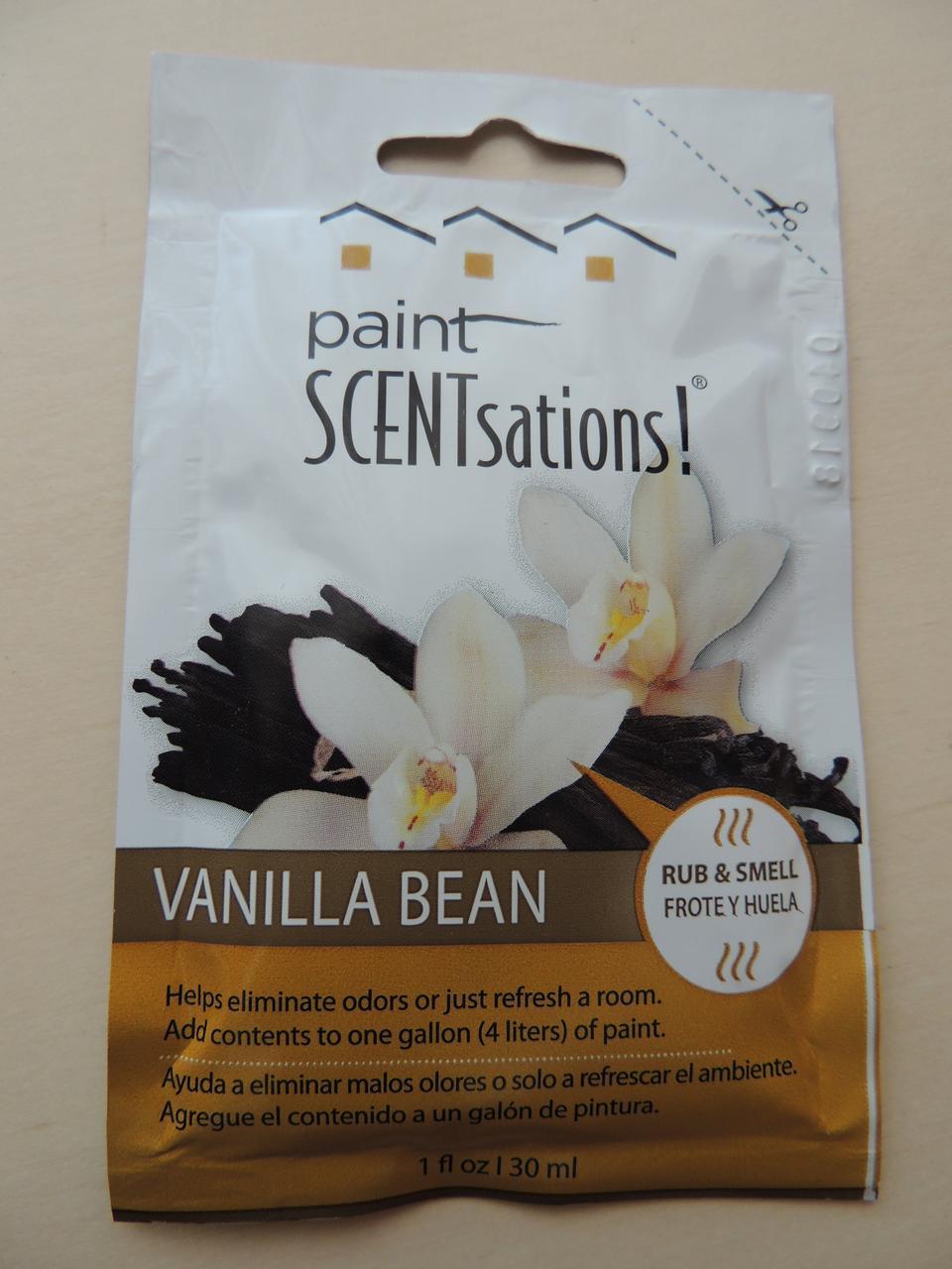 Paint SCENTsations ароматизована добавка до фарби Vanilla Bean (Ваніль)