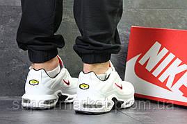 Кроссовки Nike Air Max Tn белые  зима , код6610, фото 2