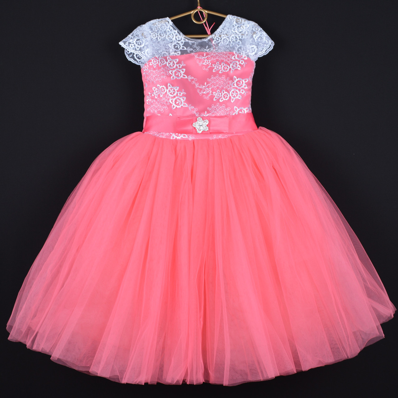 eaf16a096fcd64f Нарядное детское платье