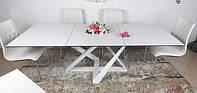 Fleetwood (Флитвуд) стол раскладной 160-240 см белый