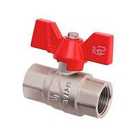Кран шар  SD Forte 1/2 БГГ вода