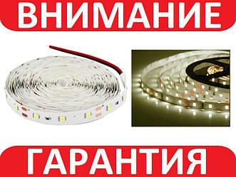 Светодиодная лента smd 2835 60 диод/м теплый-белый