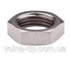 Контргайка 3/4 SD Forte (никель)