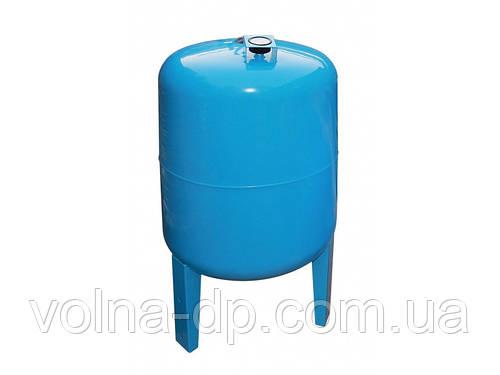 Гидроаккумулятор   100л VOLKS pumpe 10bar верт (с манометром)