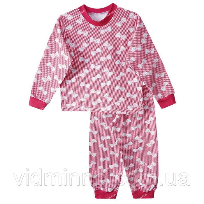 Детская пижама Манжеты на рост 98-104 см