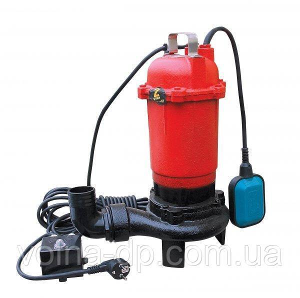 Насос фекальний з ріжучим механізмом Optima WQD10-15DF 1.3 кВт